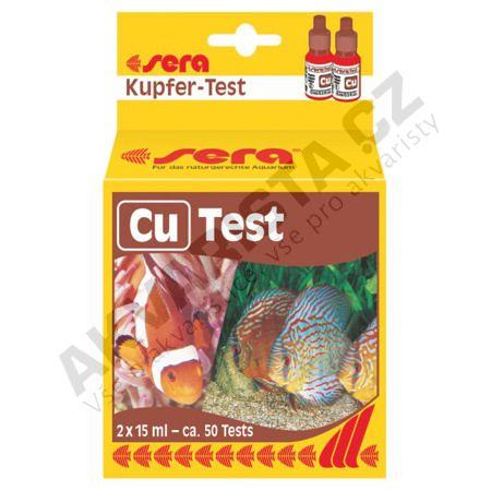 Sera Test Cu (měď)
