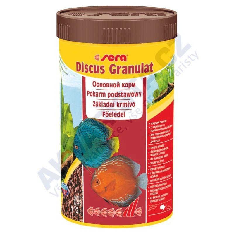 Sera Discus granulat Premium 1000ml