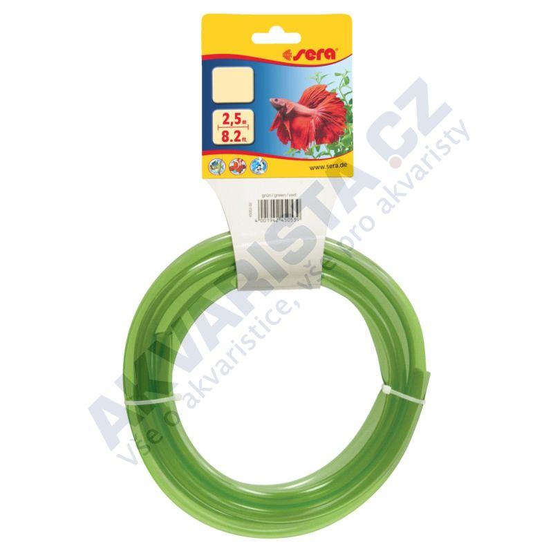 Sera Hadice 12/16 mm zelená 2,5 metru