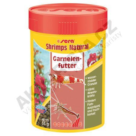 Sera Shrimps natural complete 100ml