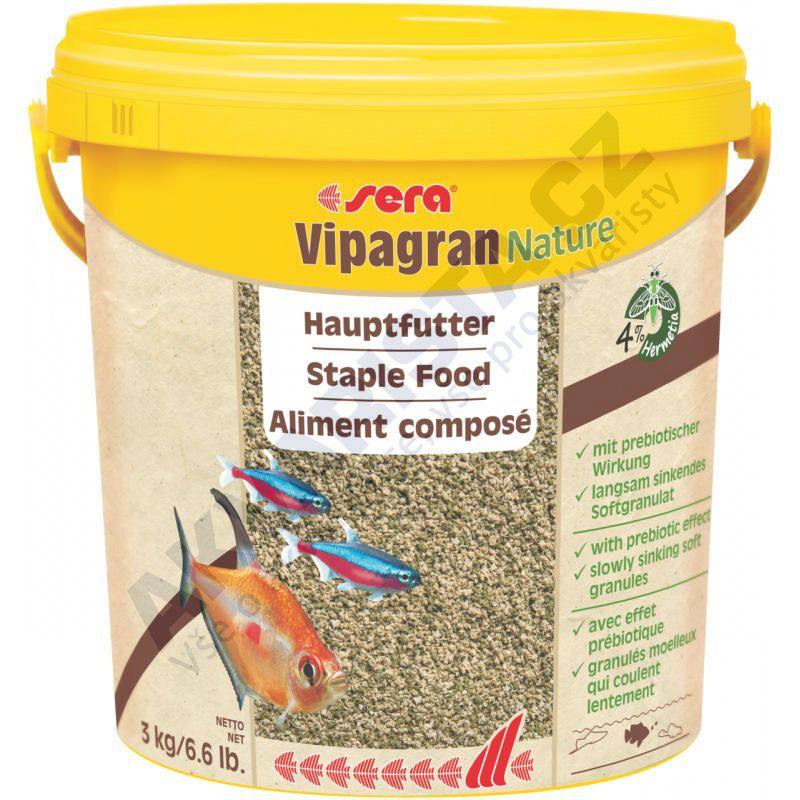 Sera Vipagran NATURE 10 l