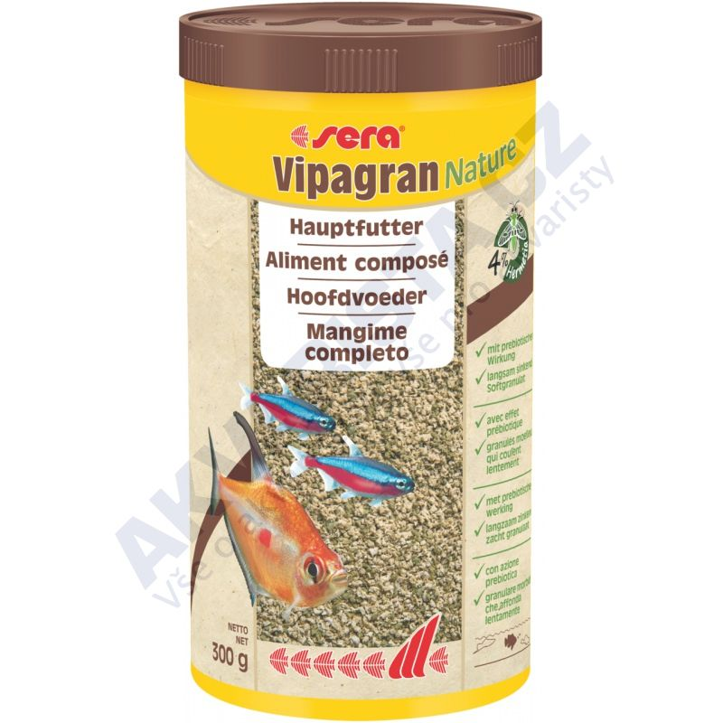 Sera Vipagran NATURE 1000ml