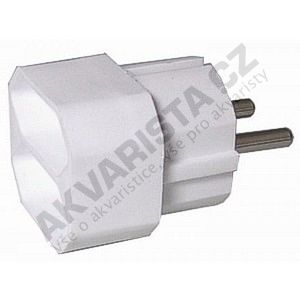 Solid Adapter 2 x 2,5A