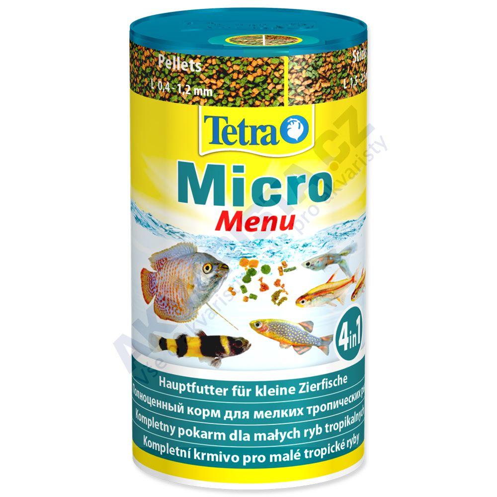 Tetra Micro Menu 100 ml
