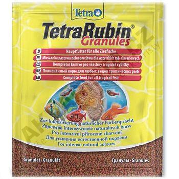 Tetra Rubin Granulát 12g (sáček)