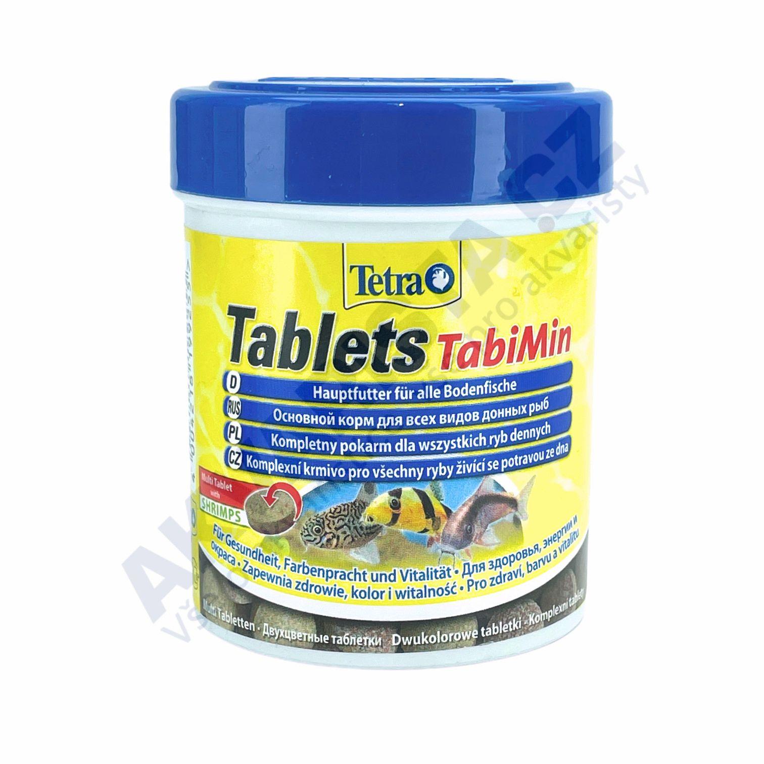Tetra Tablets Tabi Min 275 tablet