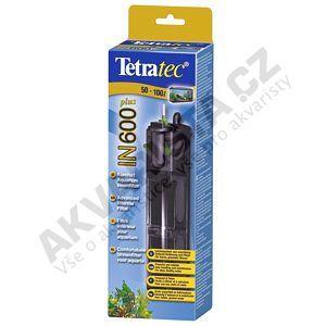 TetraTec IN 600, vnitřní filtr