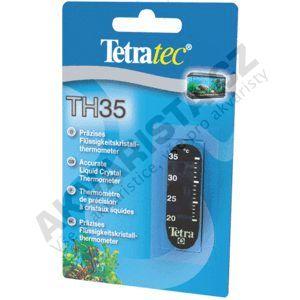TetraTec Teploměr nalepovací digitální TH35