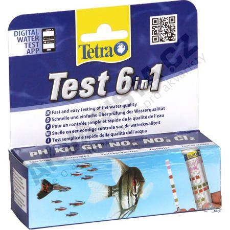 TetraTest 6v1