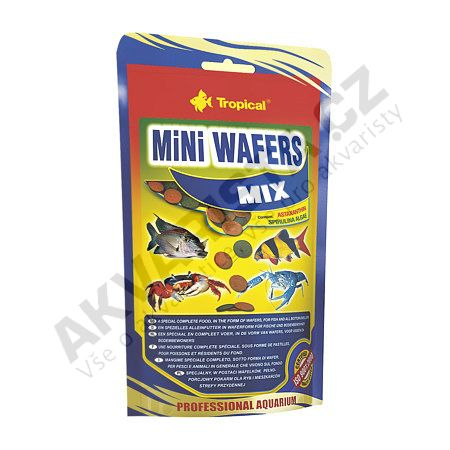 Tropical MiNi Wafers MIX 18 g (sáček)