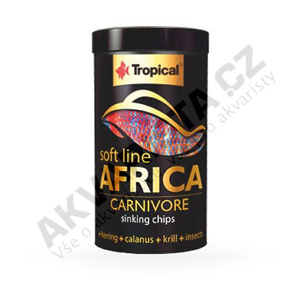 Tropical AFRICA Carnivore Soft Line 250 ml