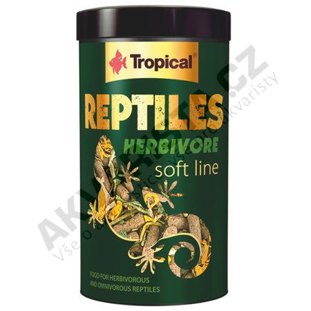 Tropical Reptiles Herbivore Soft Line 1000 ml