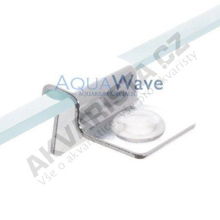 WF Úchytky krycích skel 15 mm
